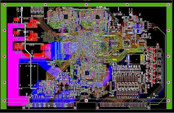 AD19在生成PCB时,怎样取消掉room空间?
