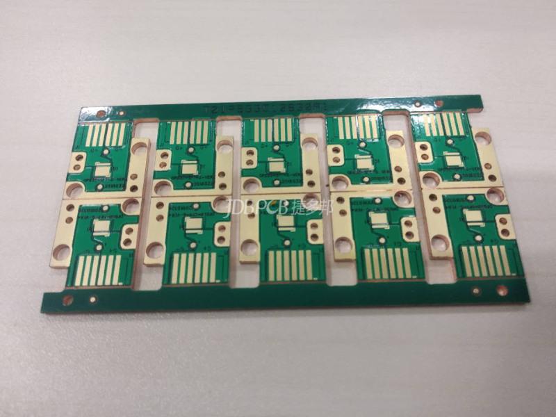 銅基板的熱電分離工藝技術