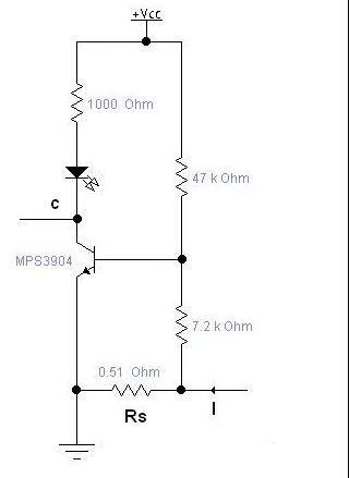三種簡單的電流檢測電路