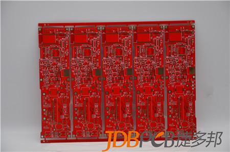 pcb电路板为什么要做阻焊―捷多邦pcb