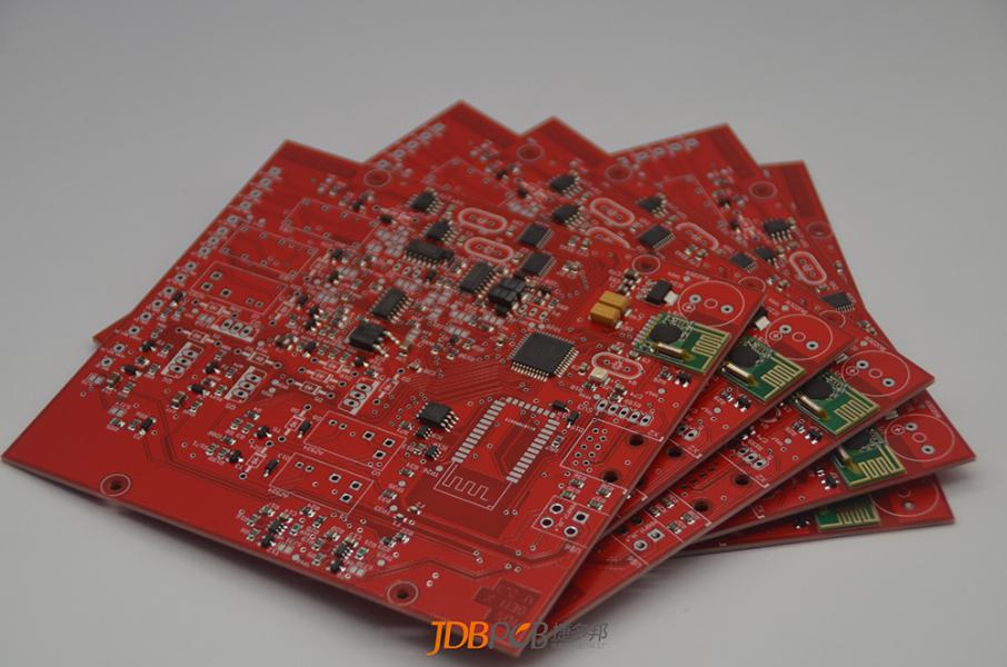 PCB单双面板的叠层设计说明