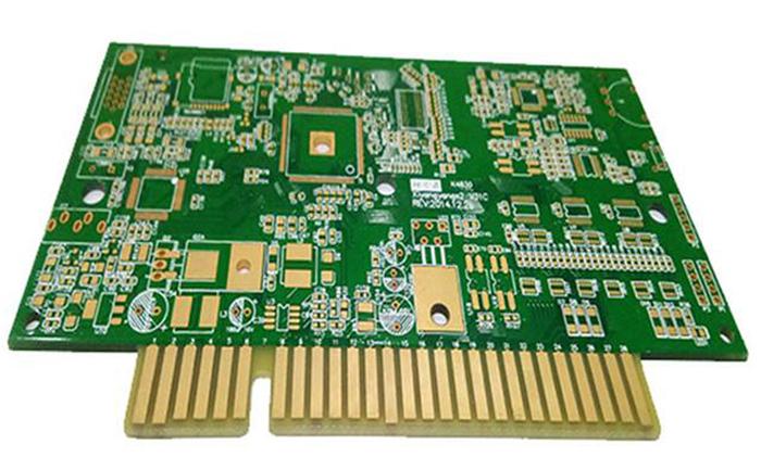 PCB电镀金层发黑是什么原因造成的?