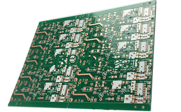 双面PCB线路板制造工艺都有哪些?