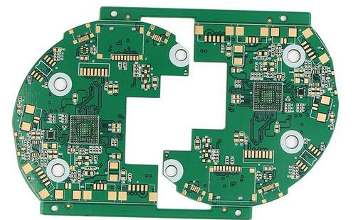 PCB抄板电镀金层发黑原因都有哪些?