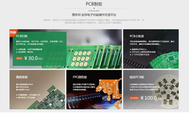 PCB制板