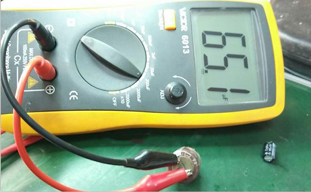 热敏电阻器检测方法