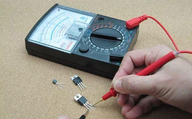 电阻器检测方法