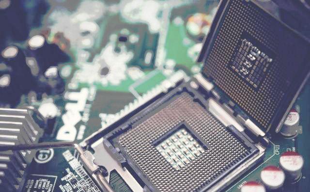 集成电路板上的元件怎么认?