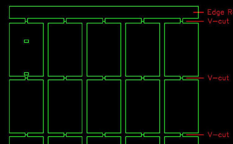 一文看懂三种pcb拼板方式之间区别