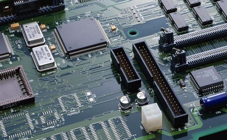 PCB板元器件件布置