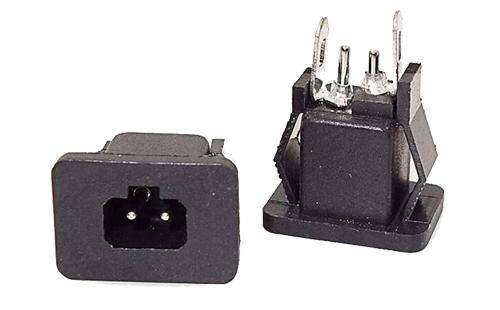 交流电输入插座