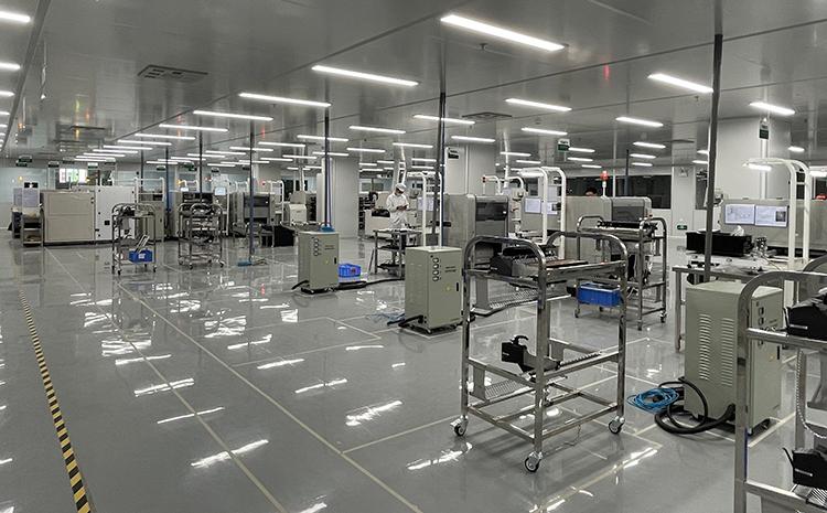 PCBA生产车间