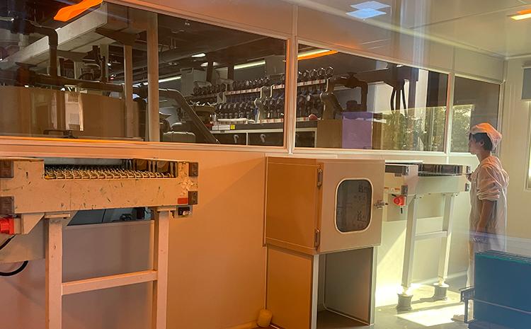 捷多邦PCB生产车间