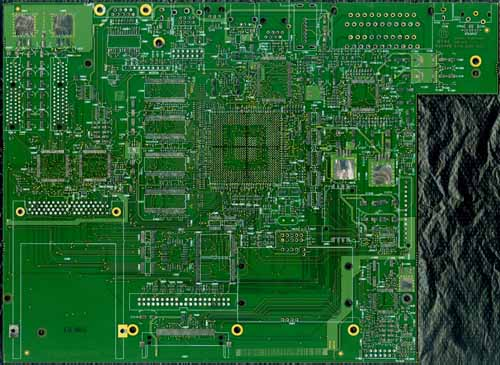中厚铜板pcb 中厚铜板pcb线路板 中厚铜板pcb线路板捷