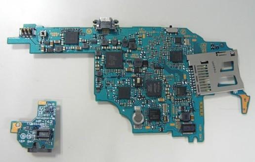 拆卸技巧之集成电路芯片