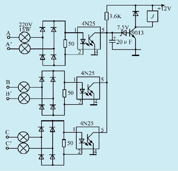 一款简易并网控制电路设计