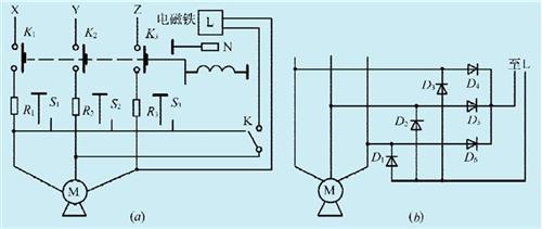 一款三相热继电器电机保护的改进电路