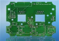 绿色覆铜PCB板
