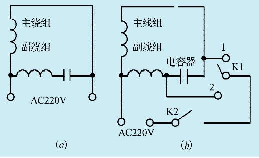 一款单向改双向换气扇电机控制电路-jdbpcb.com