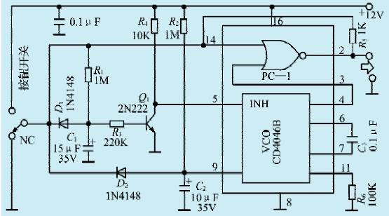 一款步进电机的快速控制电路