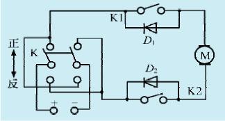 一款直流电机控制电路