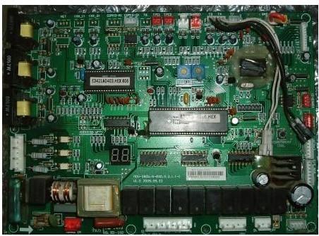 低价直销 media空调电路板KFR-60G 美的pcb