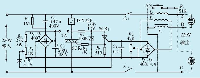 触发电流20ua的单向可控硅