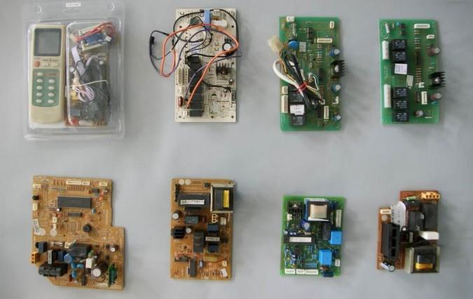 格力32583室内机电路板链接图