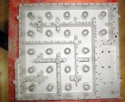 整板电镀镍金