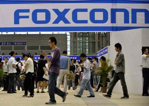扩大生产规模 富士康将在河南郑州等地再建4家配套工厂