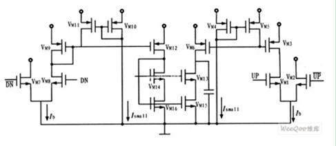 电荷泵电路图