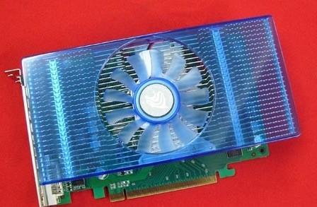 心动价格马上行动 PCB版9600GSO开卖1GB只399元