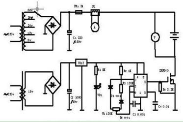 一款应用广泛瞬时速度测量精度高的转速传感器电路图