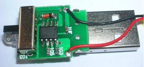 USB线路板