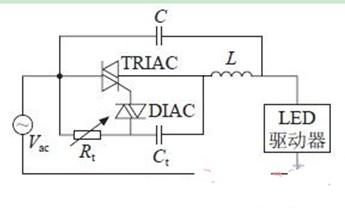 LED驱动电路图