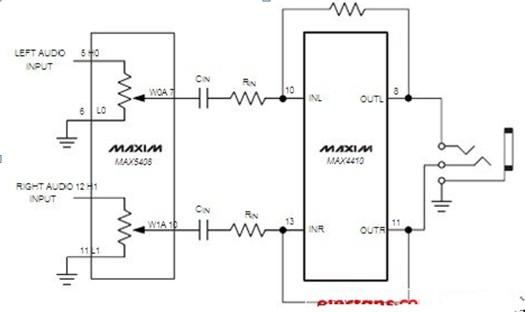 典型原理电路图