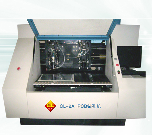 PCB数控钻机
