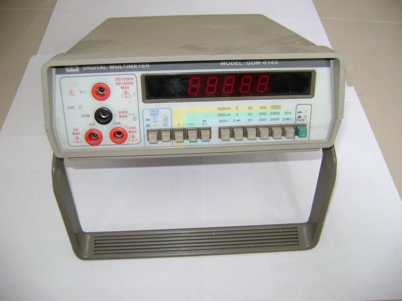 dt9205数字万用表图解power