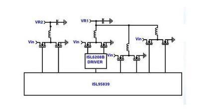 PWM控制器电流监视器电路