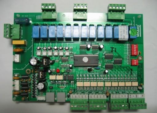 夏天我们都离不开空调,空调上用的线路板是空调的重要组成部分之一,他有这很多众多作用,但是,空调线路板也是会坏掉的,既然会坏掉,那么我们就应该学会一些检测技巧,下面我们就来介绍一下空调线路板的作用和技巧。 (一)电源电路交流电压220V经保险管、压敏电阻、变压器、桥式整流、三端稳压集成(7812、7805)、滤波电容组成,它的作用是给CPU和继电器提供+5V和+12V的直流电压。电源电路造成的故障现象是指示灯不亮,整机不工作。 检修方法:电源电路故障特征是保险管完好无损和一开机就烧保险管。对于前者故障,可用