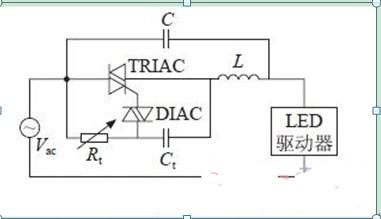 使用pwm调光的led驱动电路图