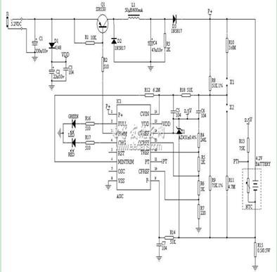 cs00301应用电路图