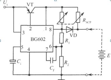 充电器电路图