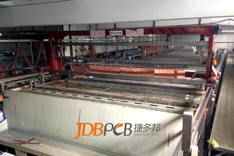 沉铜电镀自动生产线